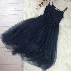 Forever21 tulle cami dress